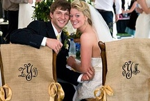 Country Wedding: Burlap, Vintage Lace, Sunflowers, Ashley & Michael! / by Norma Rathkamp