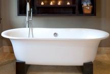 home--bathroom ideas / by Kristie Marshall