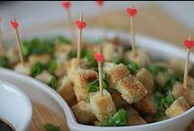 Receitas Vegetarianas / Uma seleção de receitas vegetarianas saborosas e fáceis para você preparar ainda hoje.