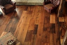 home--Flooring and Stairs / by Kristie Marshall