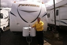 Bullet Premier Travel Trailers / In the rapidly growing ultra-lite field, the Premier has carved out a distinctly new segment. Premier offers luxury, progressive styling, and high impact features all at a weight and price never seen before. / by Petes RvCenter