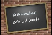 Homeschooling  / by Sarah DiFiore