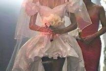 wedding dresses - short