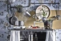 Kitchen Inspiration / The Heart of the Home