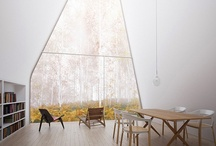lovely places and spaces  / by Ania Zbyszewska