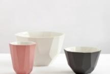 pottery and porcelain  / by Ania Zbyszewska