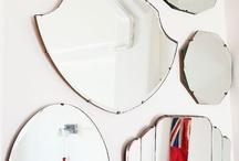 mirror mirror on the wall / by Ania Zbyszewska