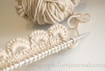 Crochet and Knitting / by Cynthia Brunetti