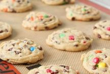 Recipes: Dessert - Cookies and Bars