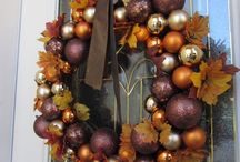 Seasonal - Fall/Thanksgiving