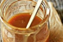 Recipes: Sauces/Gravies/Condiments / by Melissa