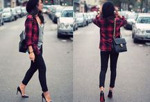 STYLE!!! / Fashion / by DeAngela Danyail