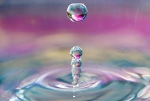 Water Droplets, Interesting Splashes / by Valeria Encinas-Fortin