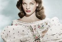 Lights, Camera, GLAM! / MY TRIBUTE TO LAUREL BACALL! 9/16/1924 - 8/12/2014 Back when women knew how to dress and had class!