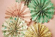 Rosy craft projects