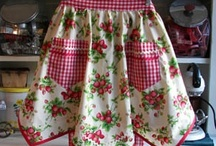 Aprons / by Cheryl Johnson