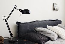 ideas for the headboard / by Sofia Mota
