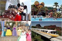 Atracciones en Orlando / Disney World, Universal Orlando, SeaWorld Orlando, Busch Gardens Tampa...los mejores parques tematicos en Orlando.