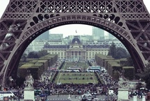 passport.paris*tour eiffel / by Lynnette212