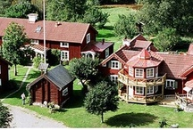 Hotels in Småland / Småland offers all types of accommodation, for all budgets. Choose from castles to hostels with outdoor activites