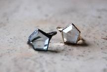 metals, rocks, minerals / by Ania Zbyszewska