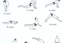 yoga stuff / by Ania Zbyszewska