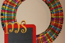 Teaching - Organization & Decoration / by Alyssa Rutherford