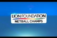 2013 Lion Foundation Netball Champs / The Lion Foundation National Netball Championships held in Dunedin's Edgar Centre September 30 - 4 October.  These iconic Championships attract the top teams from Netball Centres around New Zealand.