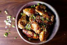 Recipes: Wings