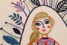 BRODERIE / EMBROIDERY / Broderie / Embroidery