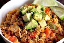 Recipes: Latin Inspired