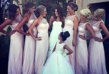 Wedding-Bridesmaids / by Alyssa Rutherford