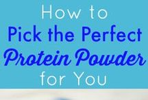 Protein and Protein Recipes / All things protein from importance of protein to sources of protein. Health benefits, types and functions of protein powder and the best types to use for your health. #protein #wheyprotein