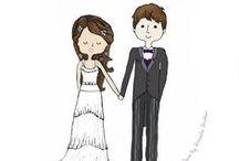 Rosy wedding / quirky wedding ideas, unique wedding, unusual wedding, diy wedding, budget wedding, unconventional wedding.