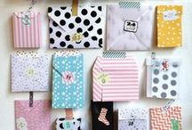 Rosy snail mail