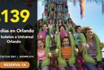 Ofertas Universal Orlando / Ofertas de Entradas y Paquetes de Viaje a Unviersal Orlando...