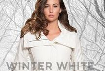 Winter White / High Def Shades and Ultra Lux Textures