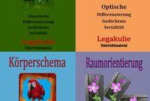 Legasthenie Arbeitsblätter / #Legasthenie in #Alzenau / #Aschaffenburg #Unterrichtsmaterial + #Arbeitsblaetter für den #Legasthenie- und #Deutschunterricht. Sie finden #Uebungen zu: #Optisches #Gedaechtnis, #Optische #Differenzierung, #Optische #Serialitaet, #Akustische #Differenzierung, #Akustisches #Gedaechtnis, #Akustische #Serialitaet