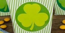St Patrick's Day Recipes and Ideas / Saint Patrick's Day Recipes, Crafts, and Activities