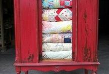 quilting & patchwork  / by Margaret Cavanagh