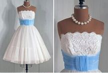 Reception / Rehearsal Dresses / by Lynn Emrick