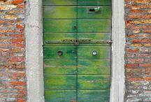 Doors / by Deborah A. (Quillin) Fought