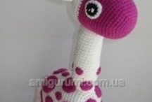 Crochet Animals and Mini's / by Vickie's Place