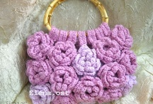 Crochet Bags and Cases / by Vickie's Place