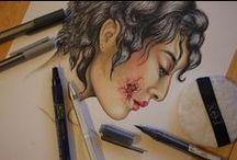 Art and illustration (inspiration) / Favorite Artworks around my favorite web sites (blogs, deviantart etc.)