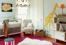 BIG IDEAS FOR SMALL SPACES / #Design ideas for the #nursery and #playroom  / by SoYoung Inc.