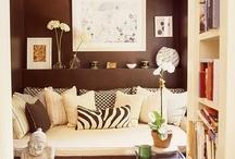 ~ cocoa bop ~ / color board - brun / by DTM Interiors ~designed to move~