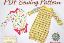 Stitchwerx Designs PDF Sewing Patterns / Fun & fabulous PDF sewing patterns from Stitchwerx Designs!  / by Stitchwerx Designs
