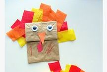 Thanksgiving / Recipes, crafts, and organizing strategies to make Thanksgiving fun and easy.