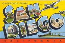 _Cities: San Diego CA area / ( 32.7150° N, 117.1625° W ) Lived in Chula Vista (mid-1950s), Lemon Grove, Spring Valley, LaMesa - AWESOME area to visit or live in.